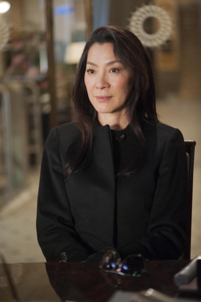 """Michelle Yeoh stars as Mei Foster in """"Strike Back."""" (Cinemax)"""