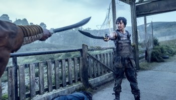 Daniel Wu: More fights in 'Badlands' Season 2 | TV Show Patrol
