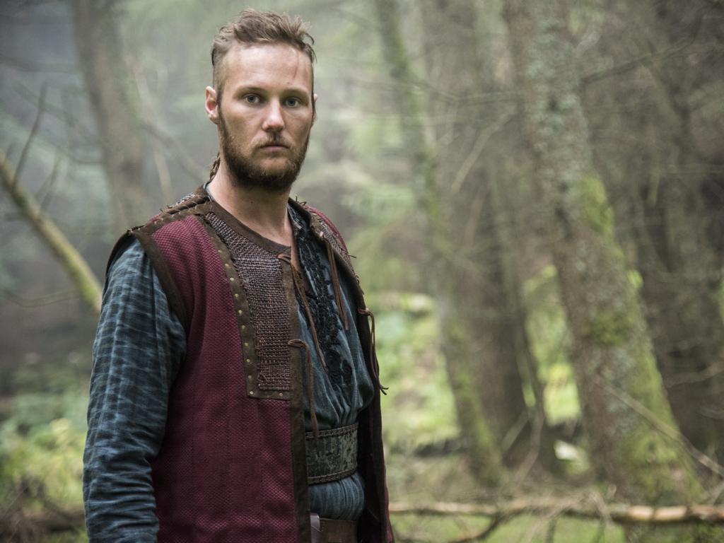 Ragnar S Sons Grow Up In Vikings Tv Show Patrol