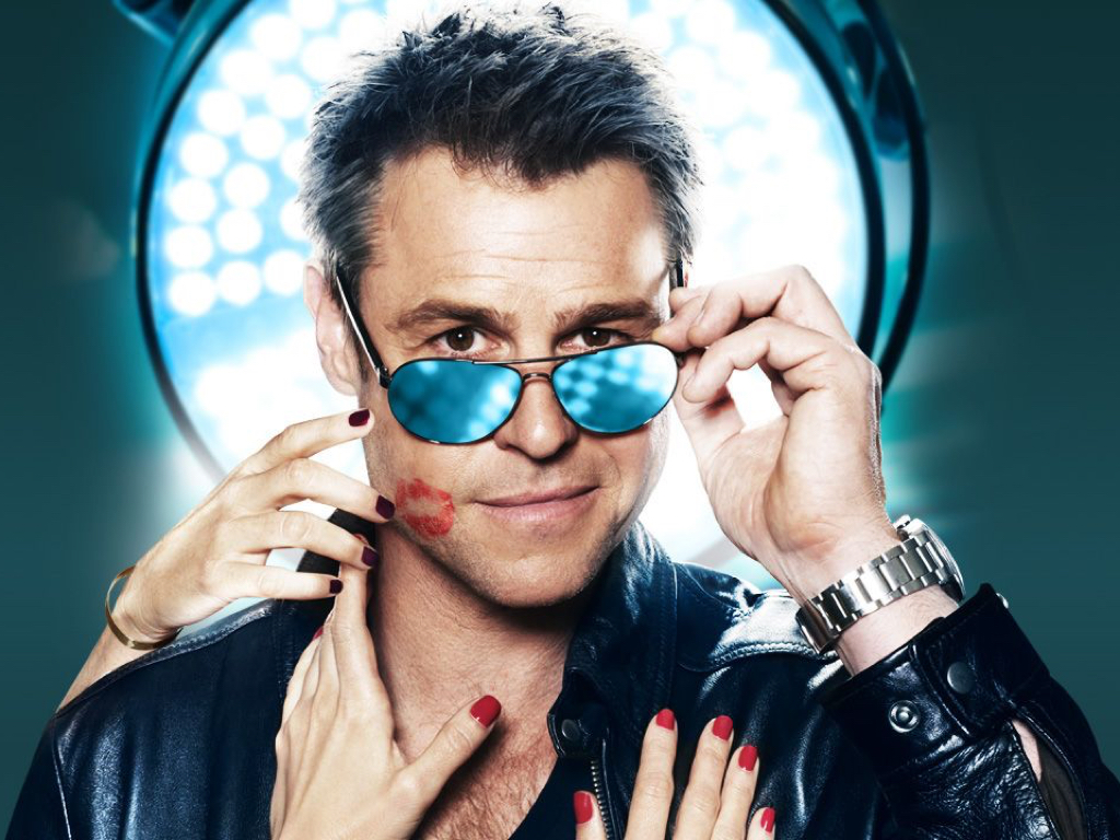 Rodger Corser hints about S2 of 'Heart Guy'   TV Show Patrol