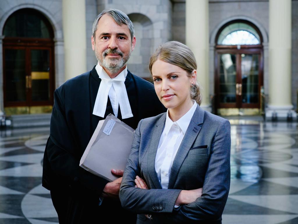 Striking Out stars: Tara's enemies on attack in S2 of Irish legal drama