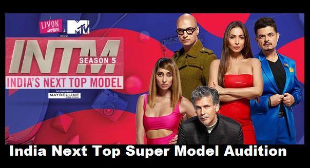 India Next Top Model Audition, Registration, Online, Venue, Date