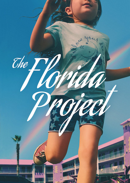 The Florida Project on Netflix USA