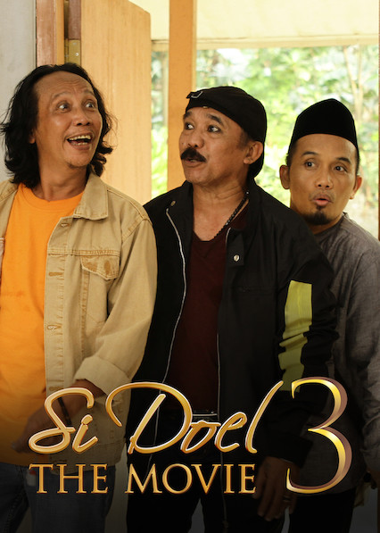 Si Doel the Movie 3 on Netflix USA