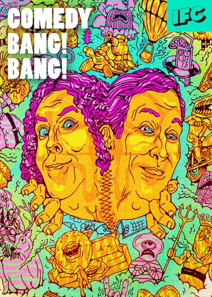 Comedy Bang! Bang! on Netflix USA
