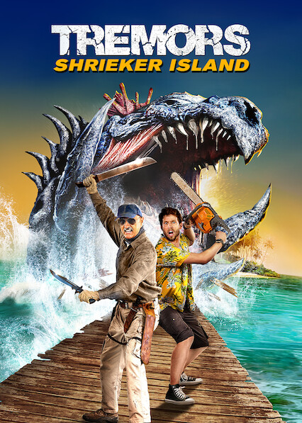 Tremors: Shrieker Island on Netflix USA