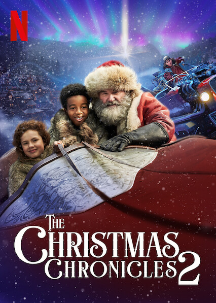 The Christmas Chronicles: Part Two on Netflix USA