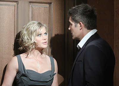 Pictured: Sami and Rafe before the bombshell broke them up; Photo: NBCUniversal