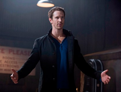 """The Tomorrow People -- """"Kill Or Be Killed"""" -- Pictured: Jason Dohring as Killian --  Photo: Cate Cameron/The CW --  ©2013 The CW Network, LLC. All rights reserved."""