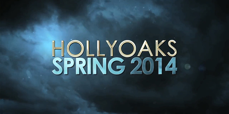 Hollyoaks Spring Trailer