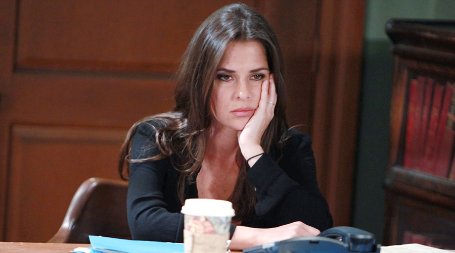 Who is britt on general hospital hookup in real life