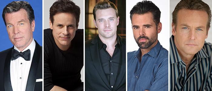 Outstanding Lead Actor Nominees