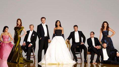 Scandal Season 4 Cast Photo