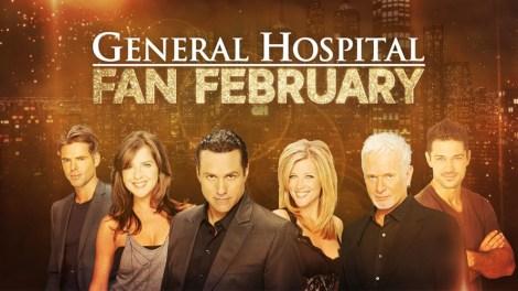 general hospital fan february
