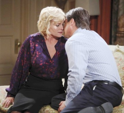 Lucas and Adrienne make love for the first time!