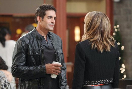 Kate confronts Rafe about his feelings for Hope.