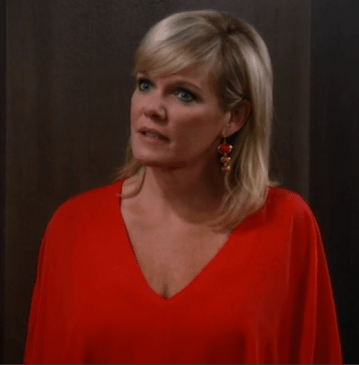 Ava (Maura West) wants her daughter back.