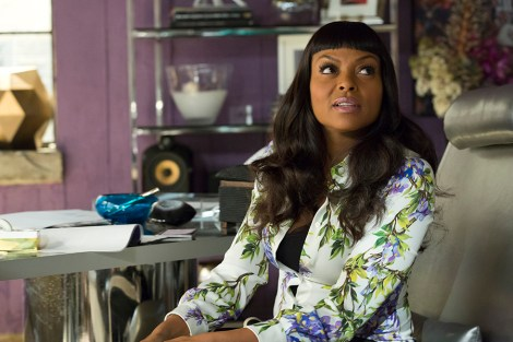 "EMPIRE: Taraji P. Henson as Cookie Lyon in the ""Poor Yorick"" episode of EMPIRE airing Wednesday, Oct. 14 (9:00-10:00 PM ET/PT) on FOX. ©2015 Fox Broadcasting Co. Cr: Chuck Hodes/FOX."