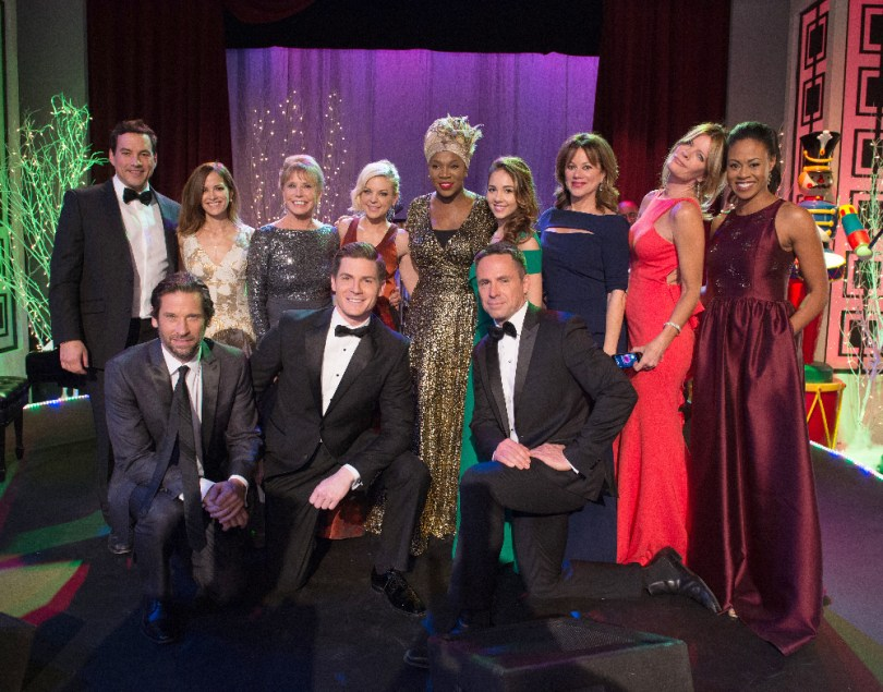 """GENERAL HOSPITAL - """"General Hospital's"""" Nutcracker Gala begins airing the week of December 21, 2015. The Emmy-winning daytime drama """"General Hospital"""" airs Monday-Friday (3:00 p.m. - 4:00 p.m., ET) on the ABC Television Network. (ABC/Todd Wawrychuk) TYLER CHRISTOPHER, ROGER HOWARTH, REBECCA BUDIG, LESLIE CHARLESON, ROBERT PALMER WATKINS, KIRSTEN STORMS, INDIA ARIE, HALEY PULLOS, WILLIAM dEVRY, NANCY LEE GRAHN, MICHELLE STAFFORD, VINESSA ANTOINE"""