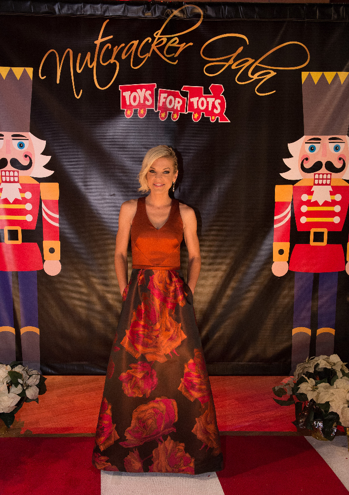 "GENERAL HOSPITAL - ""General Hospital's"" Nutcracker Gala begins airing the week of December 21, 2015. The Emmy-winning daytime drama ""General Hospital"" airs Monday-Friday (3:00 p.m. - 4:00 p.m., ET) on the ABC Television Network. Episodic (ABC/Todd Wawrychuk) KIRSTEN STORMS"
