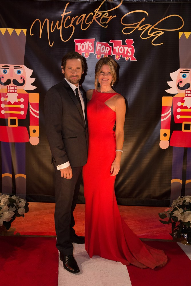"""GENERAL HOSPITAL - """"General Hospital's"""" Nutcracker Gala begins airing the week of December 21, 2015. The Emmy-winning daytime drama """"General Hospital"""" airs Monday-Friday (3:00 p.m. - 4:00 p.m., ET) on the ABC Television Network. Episodic (ABC/Todd Wawrychuk) ROGER HOWARTH, MICHELLE STAFFORD"""