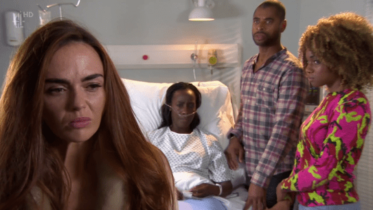Mercedes vows to make Joanne suffer.