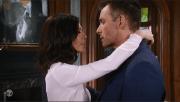 Alex attempts to seduce Valentin.