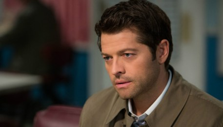 Misha Collins as Castiel. Photo Credit: The CW Network, LLC. All Rights Reserved.