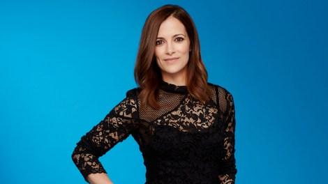 Actress Rebecca Budig