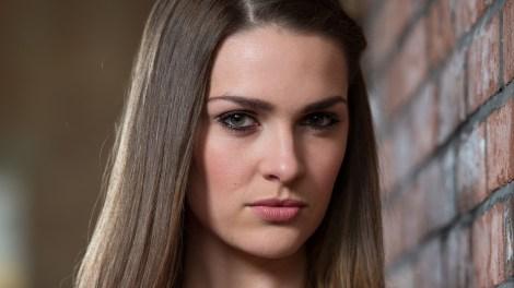 Hollyoaks star Anna Passey