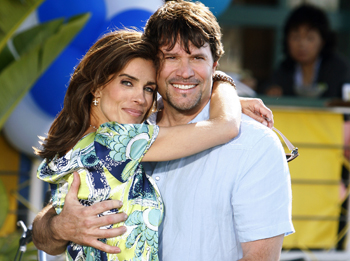 Kristian Alfonso & Peter Reckell