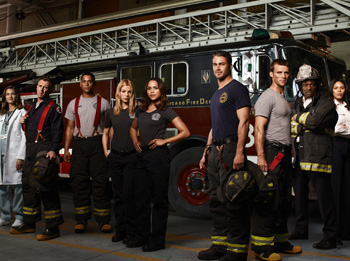 Cast of Chicago Fire