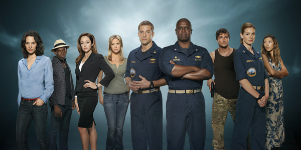 Cast of ABC's Last Resort