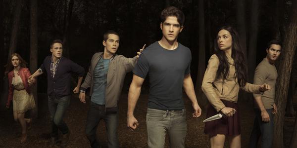 Teen Wolf Cast, Season 2