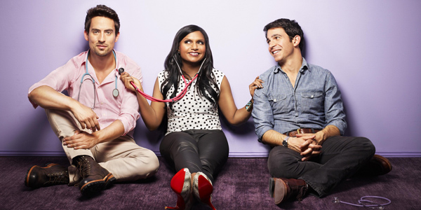 Cast of the Mindy Project