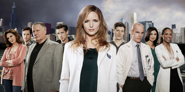 Cast of Mob Doctor