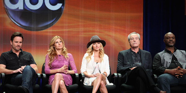 Cast of ABC's Nashville