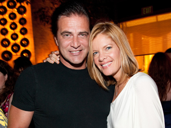 Photos from Michelle Stafford's Pre-Awards Party at LAVO