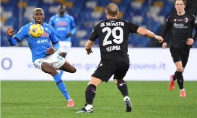 match, Napoli, Bologna