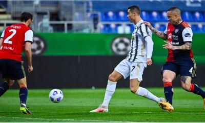 Ronaldo, Juventus, Cagliari