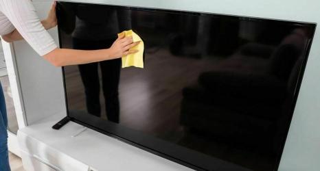Tv Ekran Temizliği Nasıl Yapılır