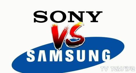 Sony vs Samsung TV