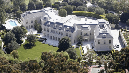 For sale: The Beverly Hillbillies mansion – TV Tonight