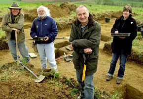 Airdate: Unseen Time Team Specials: Secrets of the Saxon