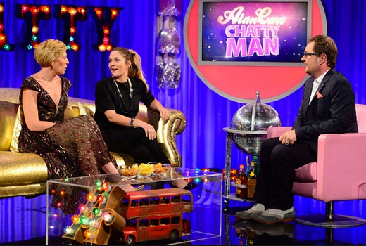 Alan Carr: Chatty Man may end (but wait, there's more) – TV