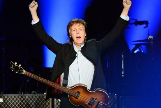 Leigh Sales To Interview Sir Paul McCartney