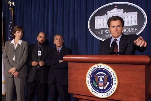 Aaron Sorkin, NBC Open To West Wing Revival.