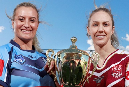womens state of origin 2018 - photo #11