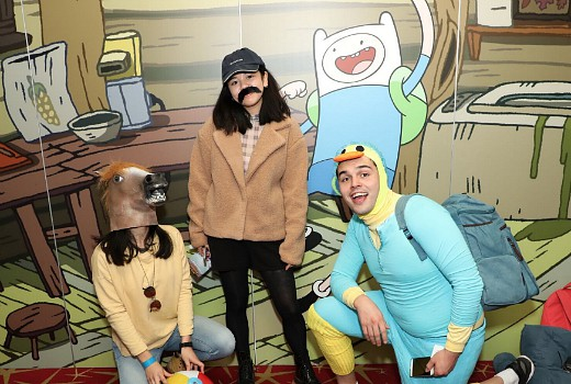 Gallery: Fans farewell Adventure Time – TV Tonight