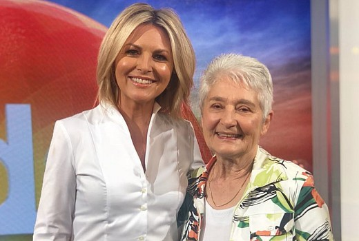 Nine News boss rejects research claims over Georgie Gardner